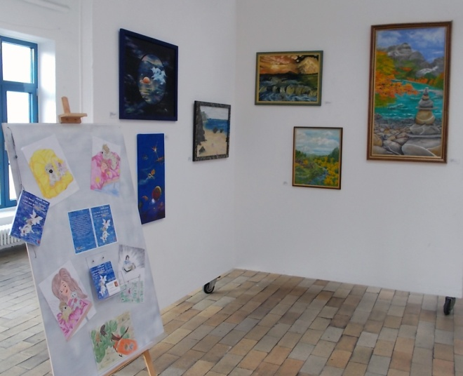 Ausstellungswand 2