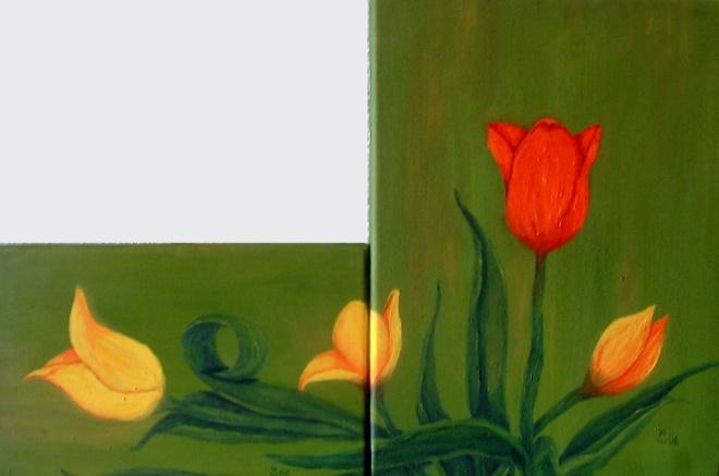 Duo-Tulpen