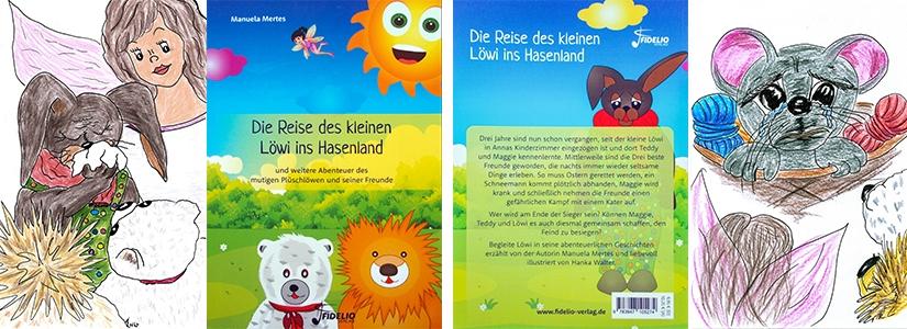 Das zweite Kinderbuch ist imHandel
